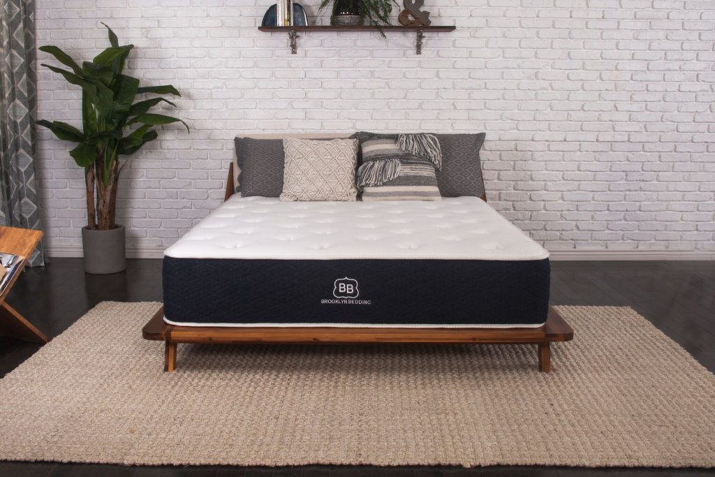 Brooklyn Bedding Talalay Latex Queen Plush Pillow